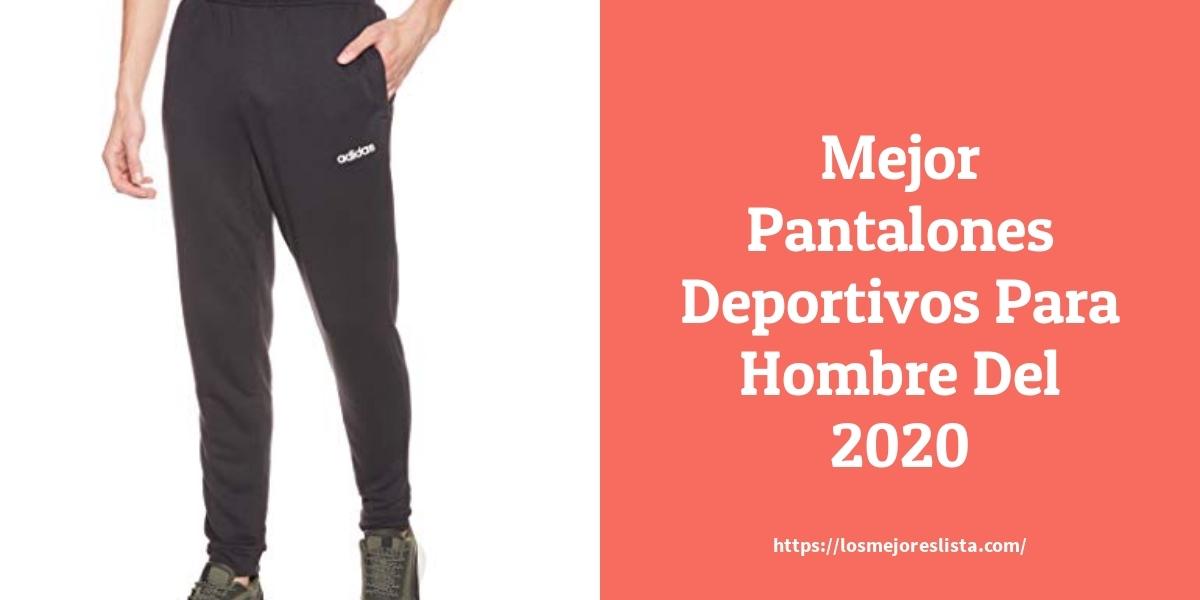 Las Mejores 10 Pantalones Deportivos Para Hombre En 2020 Losmejoreslista Com