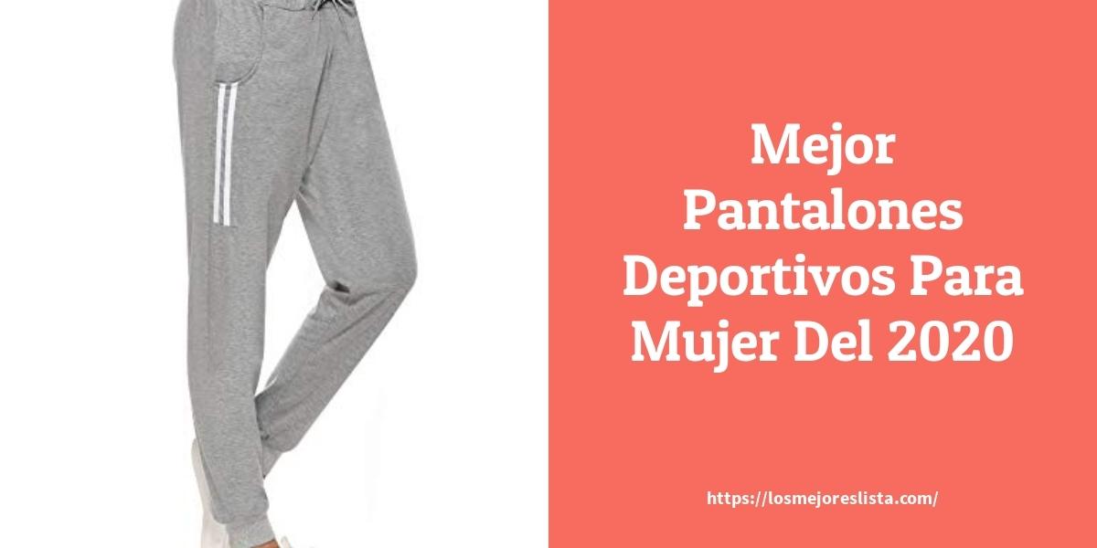 Mas Destacado 10 Pantalones Deportivos Para Mujer En 2020 Losmejoreslista Com