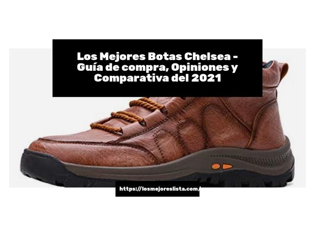 Las 9 mejores botas chelsea en 2021