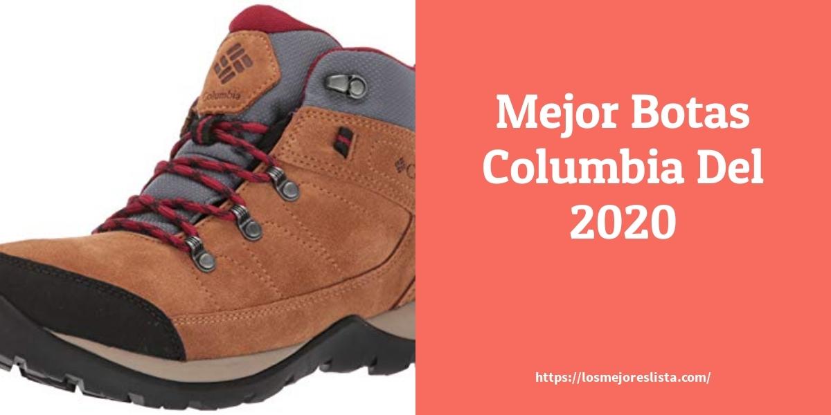 Las mejores 9 botas columbia de 2021