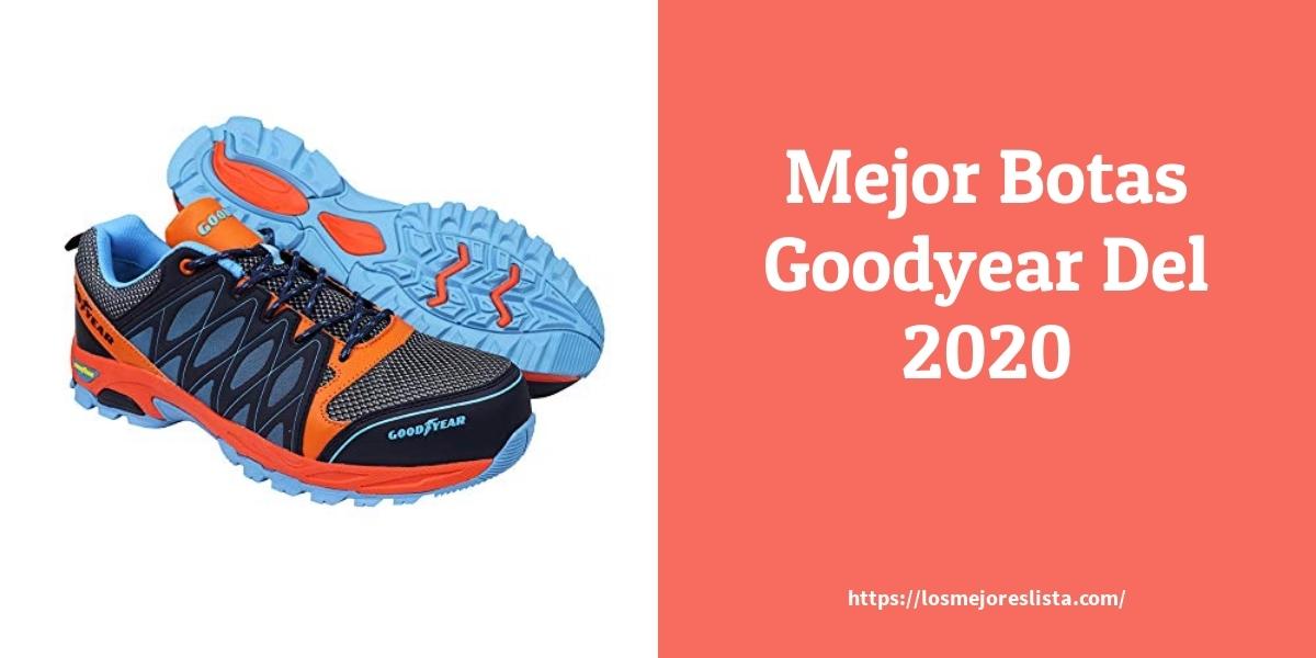 Las 9 mejores botas goodyear en 2021