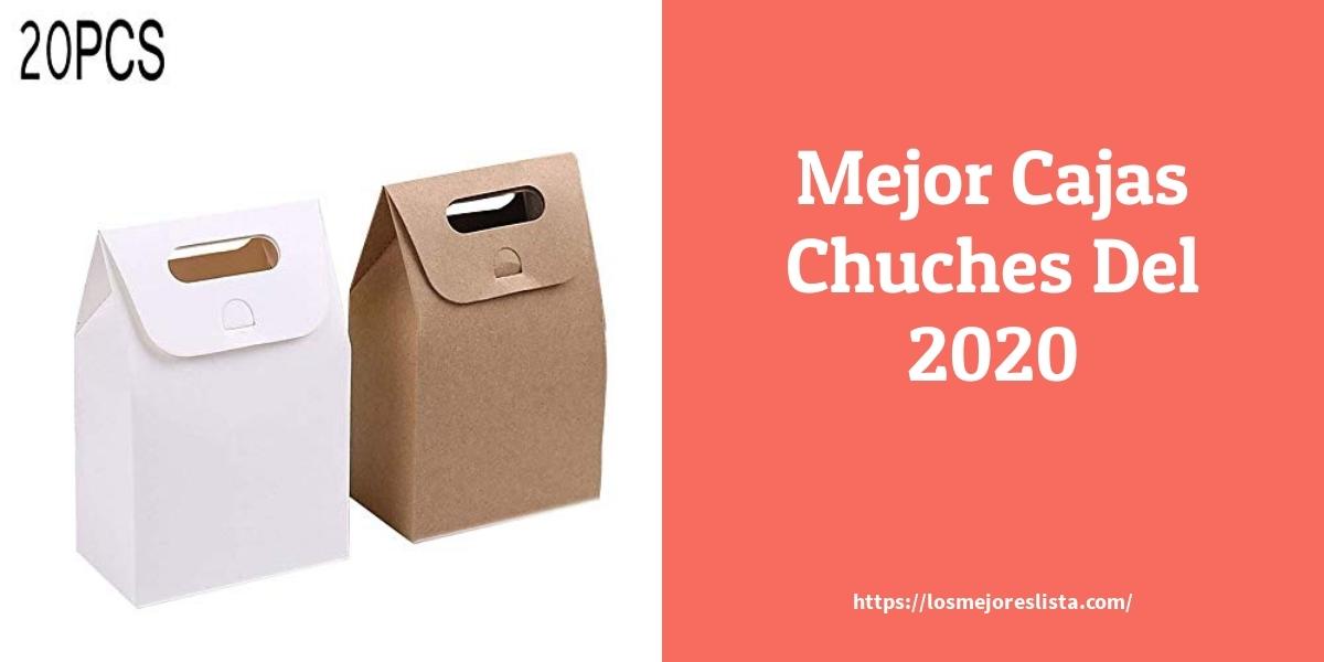 Las 10 mejores Cajas Chuches   en 2021