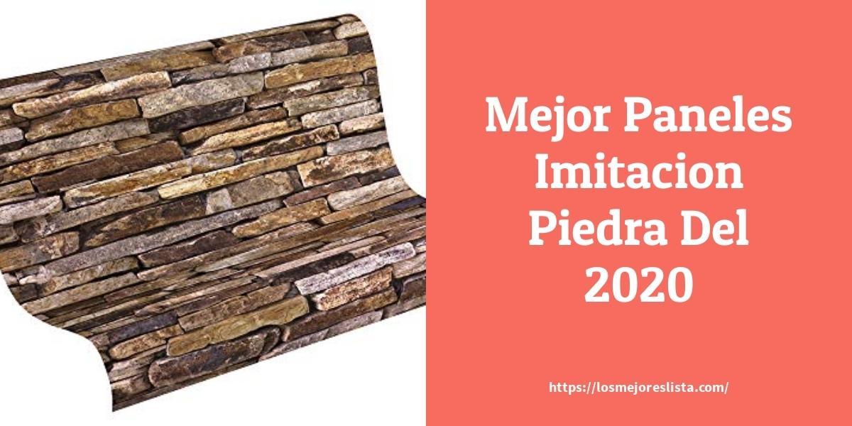 Las 10 mejores Paneles Imitacion Piedra  en 2021