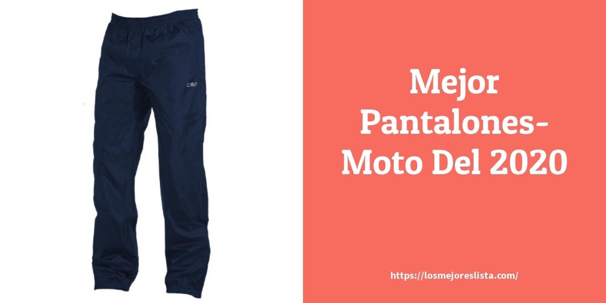Las 10 Mejores Pantalones Moto En 2020 Losmejoreslista Com