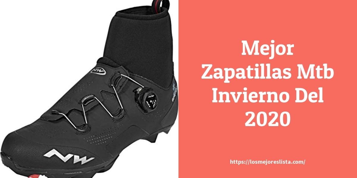 Las 10 mejores Zapatillas Mtb Invierno   en 2021