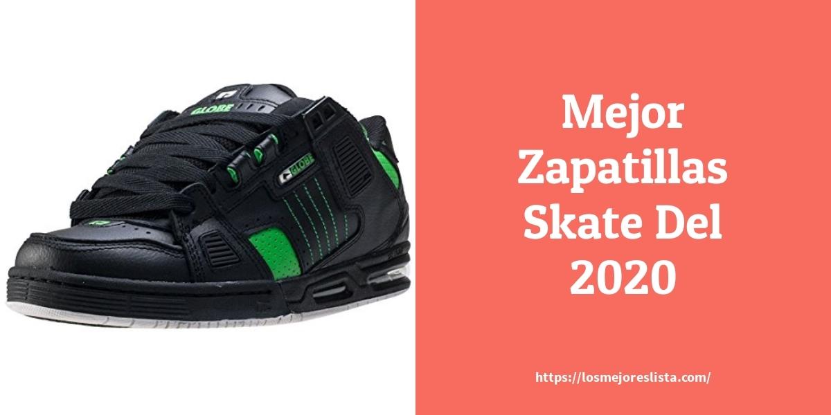 Las 10 mejores Zapatillas Skate   en 2021