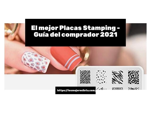 Las 10 mejores Placas Stamping   en 2021