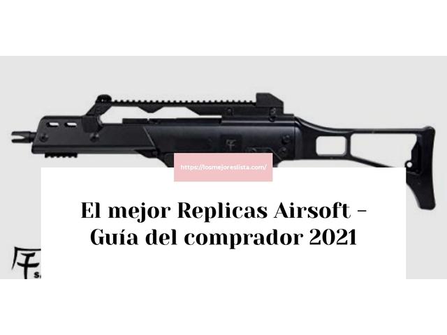 Las 10 mejores Replicas Airsoft   en 2021