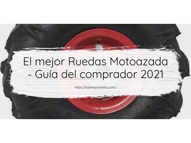 Las mejores 10 ruedas motoazada de 2021