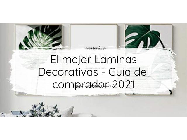 Las mejores 10 laminas decorativas de 2021