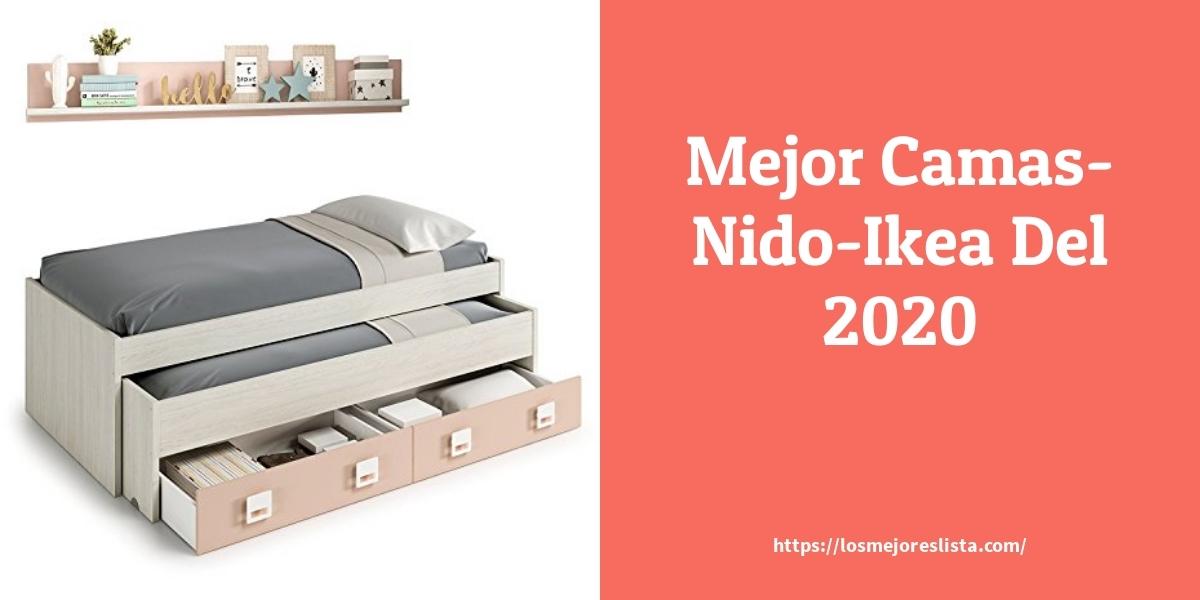 Las mejores 10 camas nido ikea de 2021