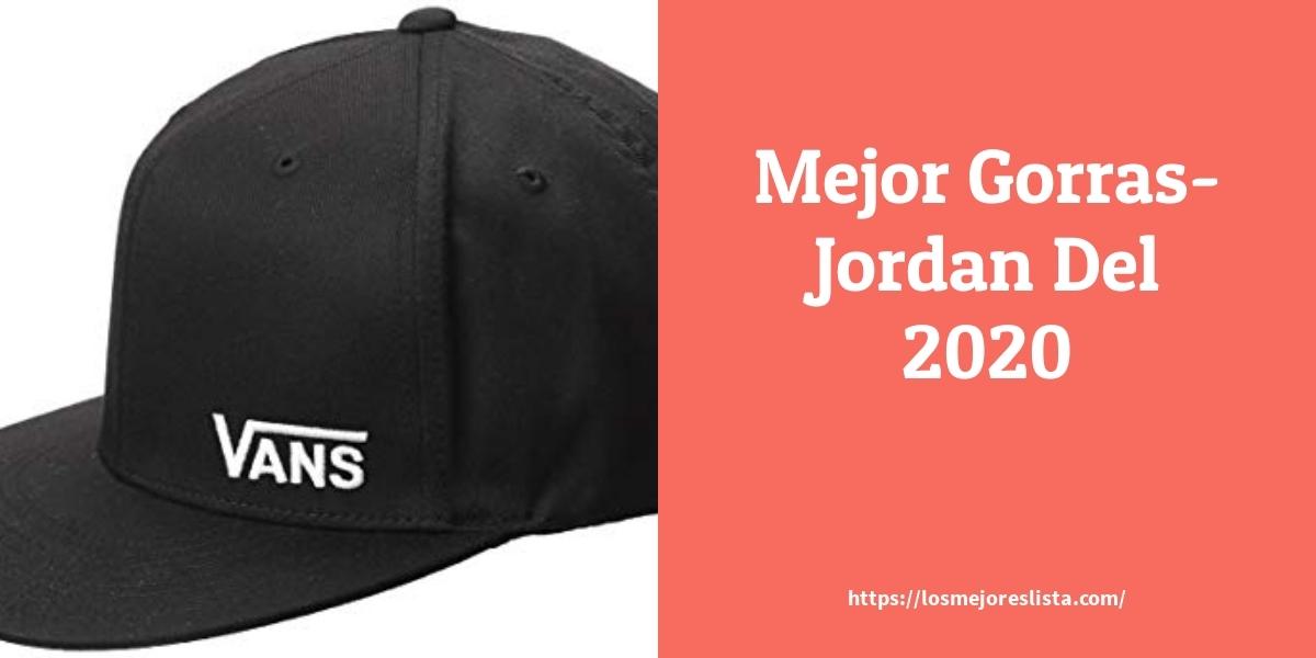 terrorismo Municipios Lirio  Las 10 mejores Gorras Jordan en 2020 - losmejoreslista.com