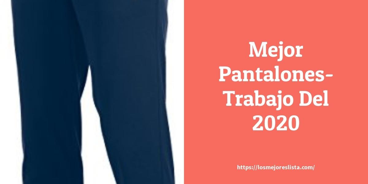 Las 10 Mejores Pantalones Trabajo En 2020 Losmejoreslista Com
