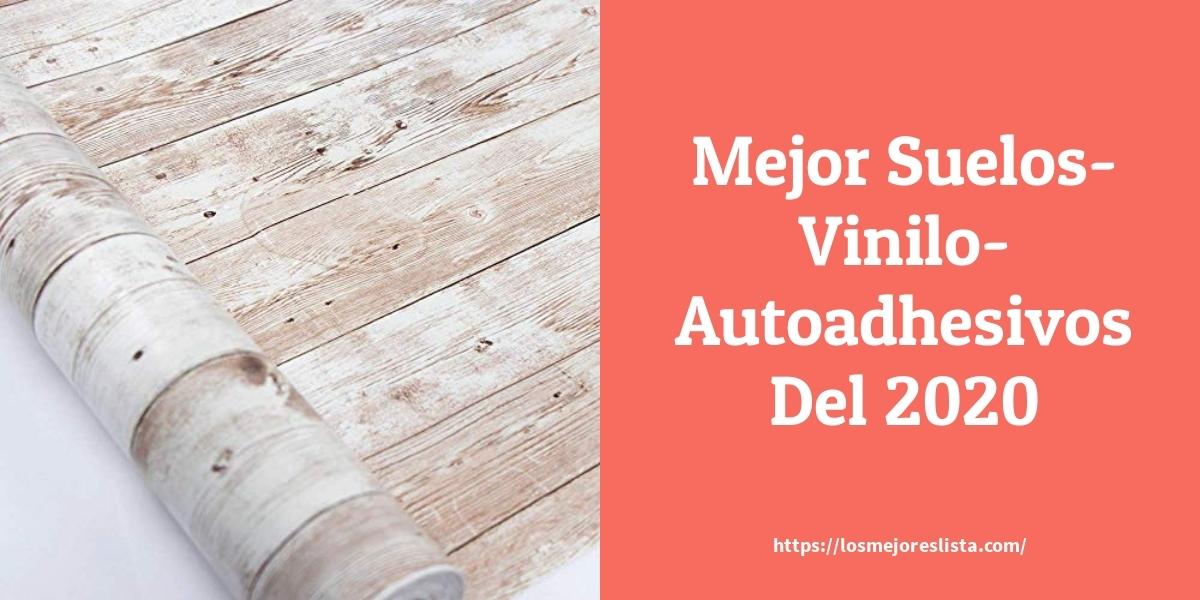 Las 10 mejores Suelos Vinilo Autoadhesivos  en 2021