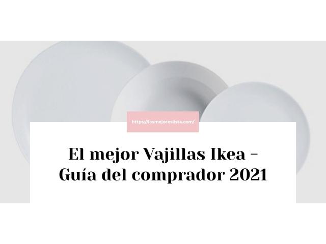 Las 10 mejores Vajillas Ikea   en 2021