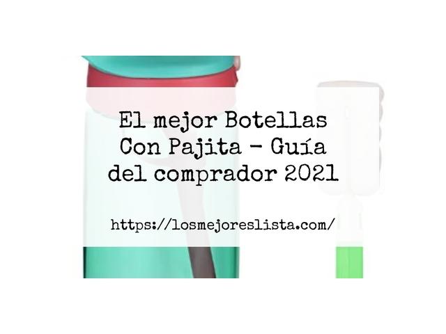 Los mejores 10 Botellas Con Pajita – Guía de compra, Opiniones y Análisis en 2021
