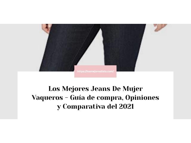 Los mejores 10 Jeans De Mujer Vaqueros – Guía de compra, Opiniones y Análisis en 2021