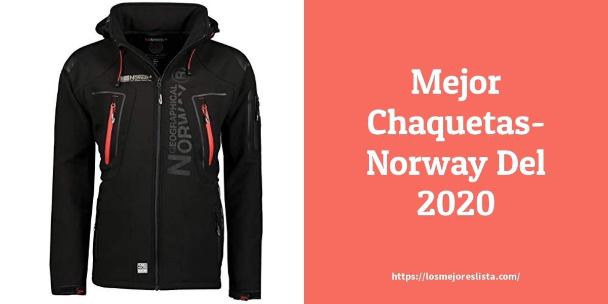 Las 10 mejores Chaquetas Norway   en 2021