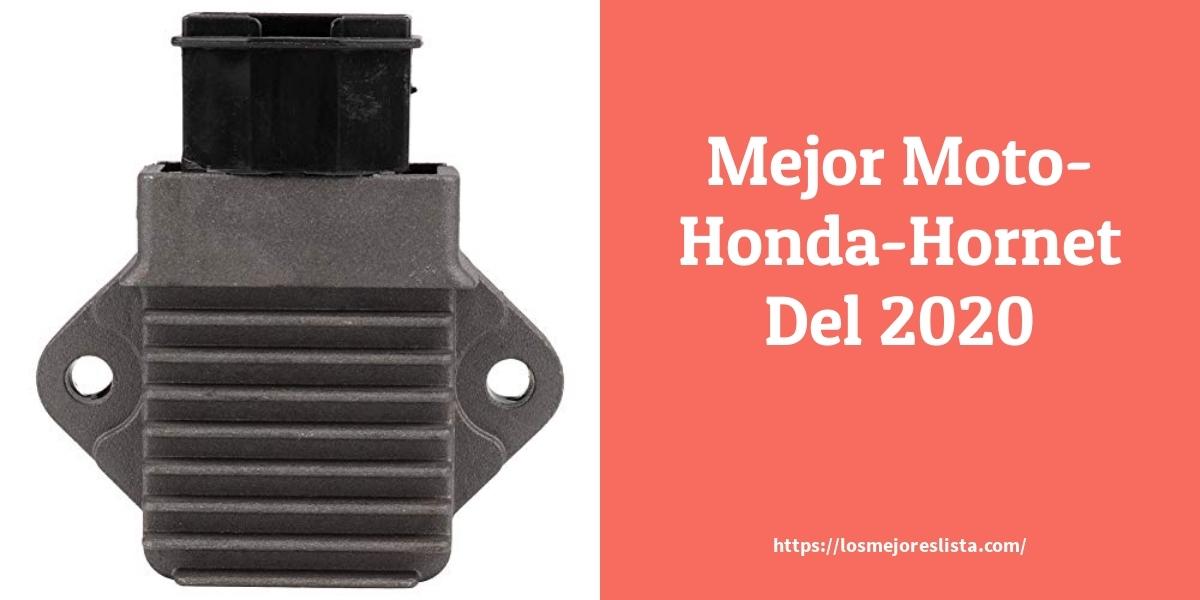 Los mejores 10 Moto Honda Hornet – Guía de compra, Opiniones y Análisis en 2021