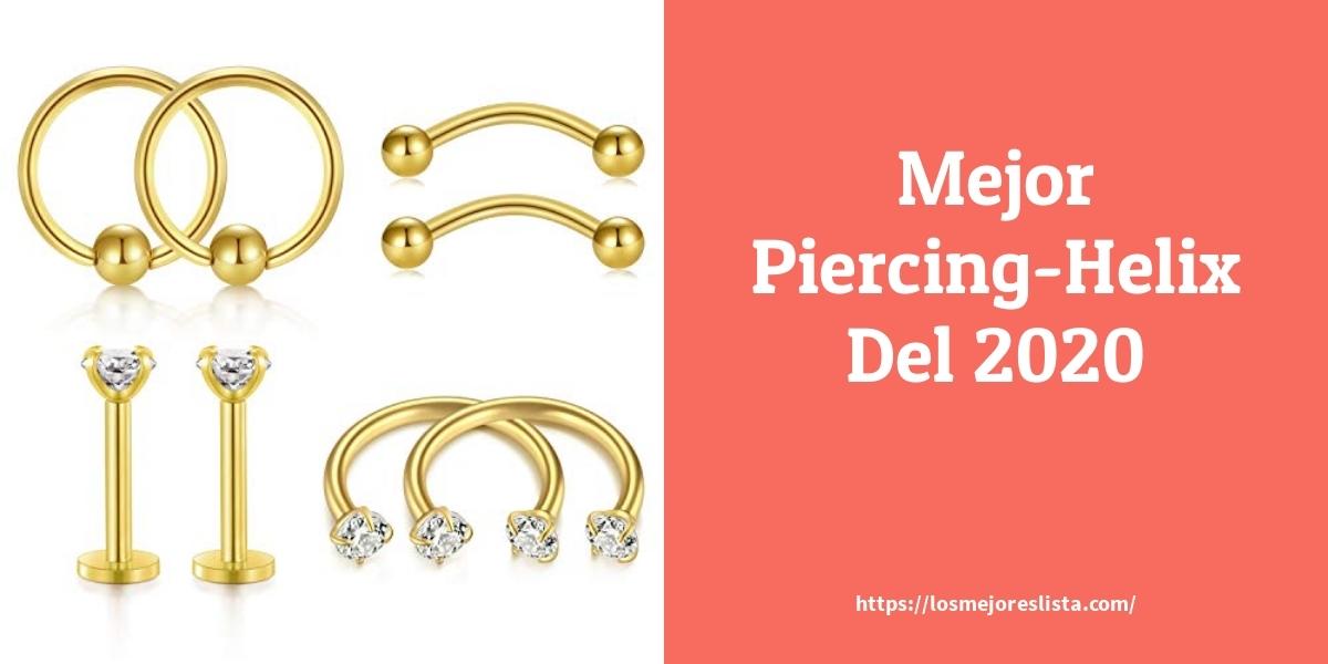 Los mejores 10 Piercing Helix – Guía de compra, Opiniones y Análisis en 2021