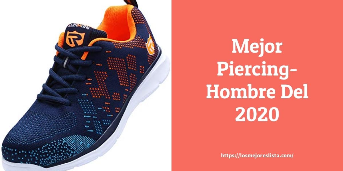 Los mejores 10 Piercing Hombre – Guía de compra, Opiniones y Análisis en 2021