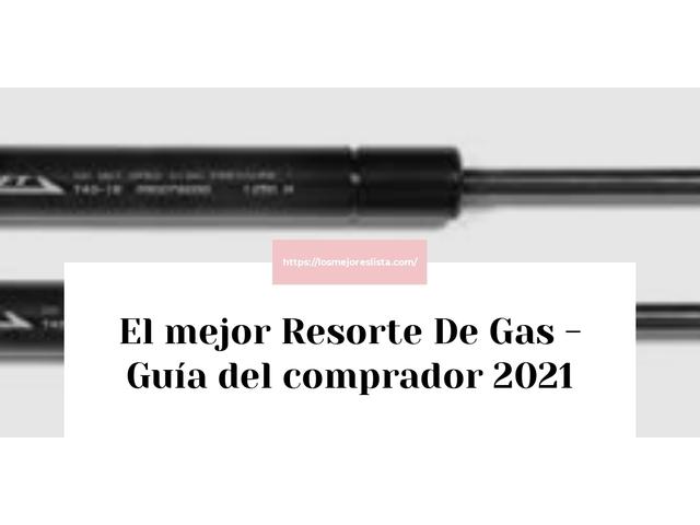 Los mejores 10 Resorte De Gas – Guía de compra, Opiniones y Análisis en 2021
