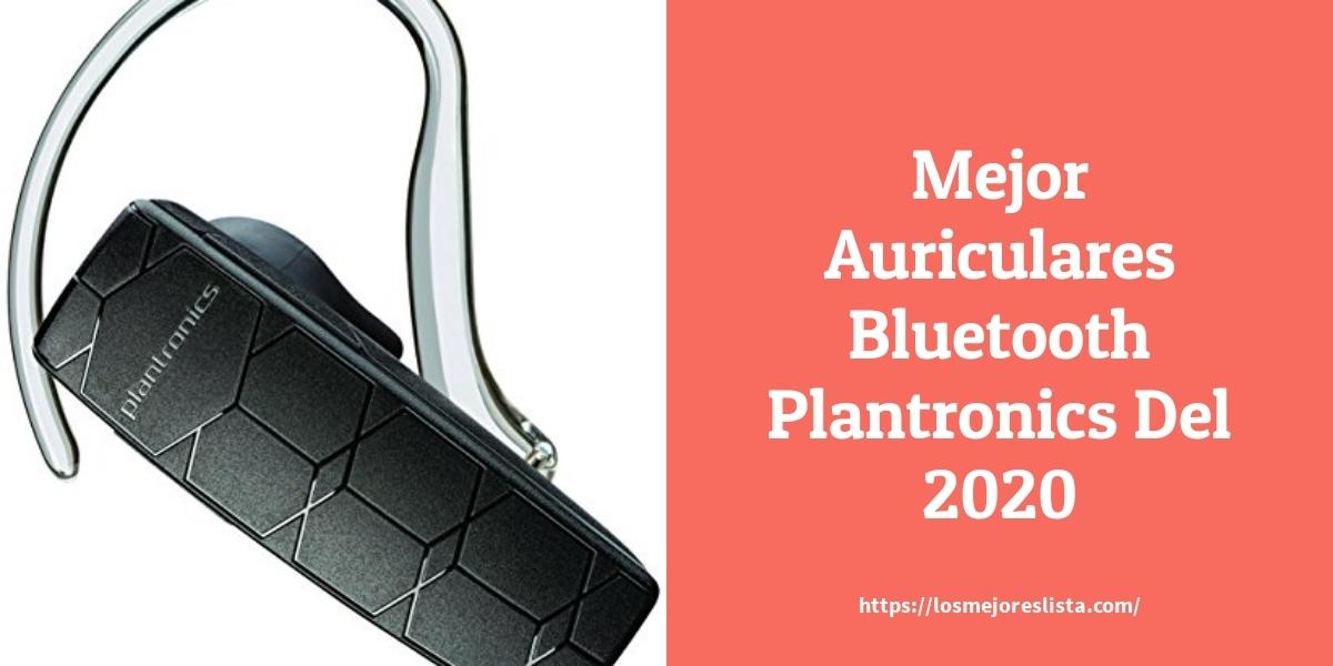 Los mejores 10 Auriculares Bluetooth Plantronics – Guía de compra, Opiniones y Análisis en 2021