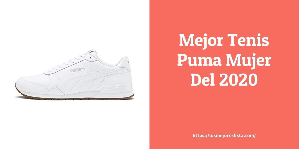 Los mejores 10 Tenis Puma Mujer – Guía de compra, Opiniones y Análisis en 2021