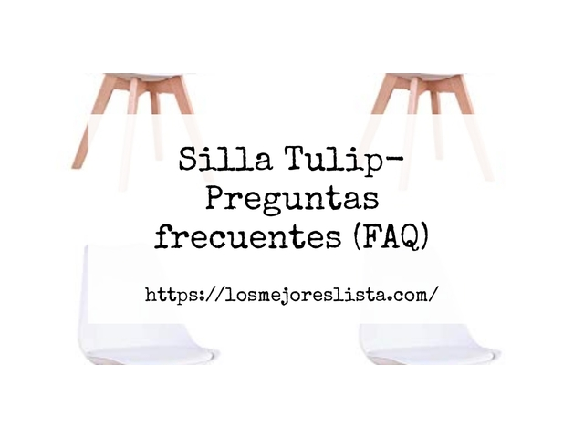 Los mejores 10 Silla Tulip – Guía de compra, Opiniones y Análisis en 2021