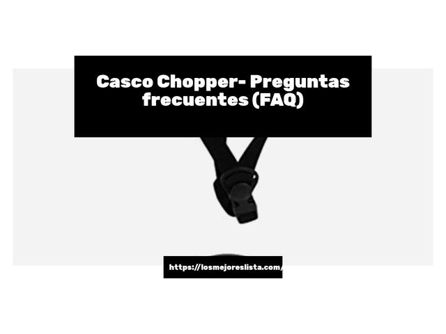 Los mejores 10 Casco Chopper – Guía de compra, Opiniones y Análisis en 2021