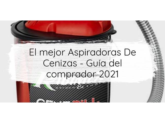 Mejores aspiradoras de cenizas del 2021
