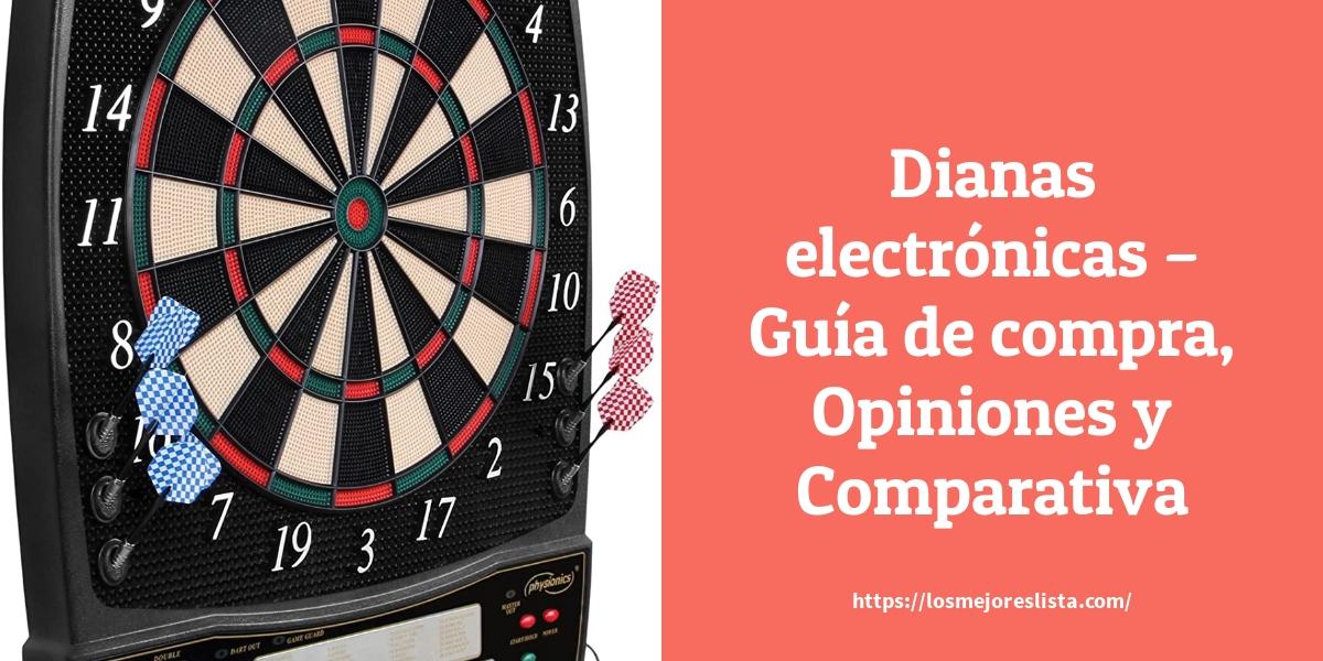Dianas electrónicas Guía de compra Opiniones y Comparativa