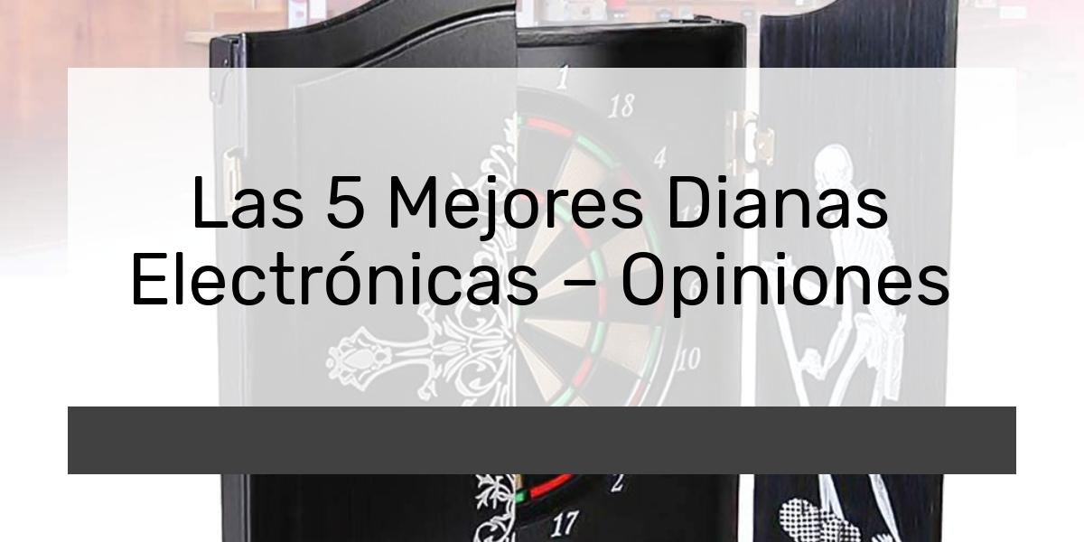 Las 5 Mejores Dianas Electrónicas Opiniones