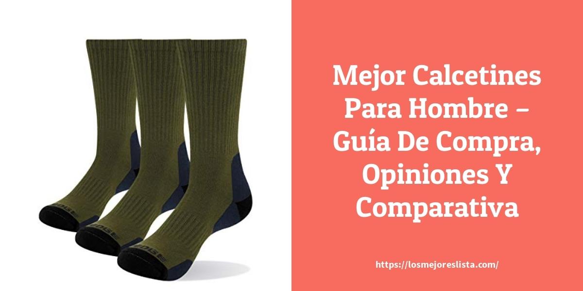 Mejor Calcetines Para Hombre – Guía De Compra, Opiniones Y Comparativa