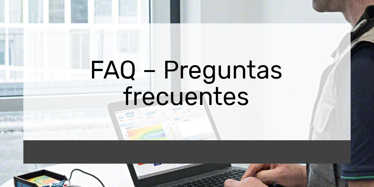 FAQ Preguntas frecuentes