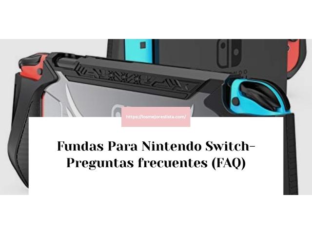 Mejor Fundas Para Nintendo Switch – Guía De Compra, Opiniones Y Comparativa