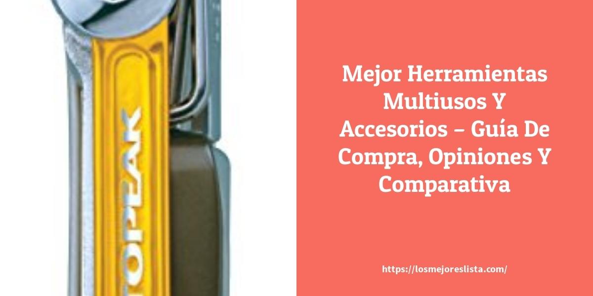 Mejor Herramientas Multiusos Y Accesorios – Guía De Compra, Opiniones Y Comparativa