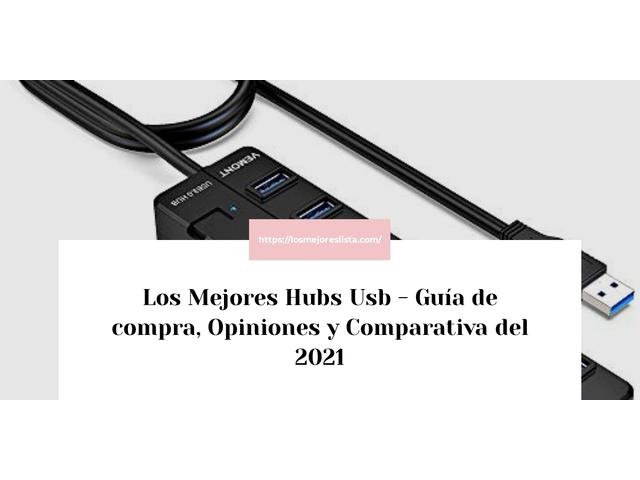 Mejor Hubs USB – Guía De Compra, Opiniones Y Comparativa