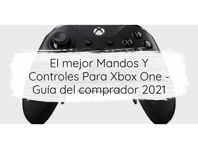 Mejor Mandos Y Controles Para Xbox One – Guía De Compra, Opiniones Y Comparativa