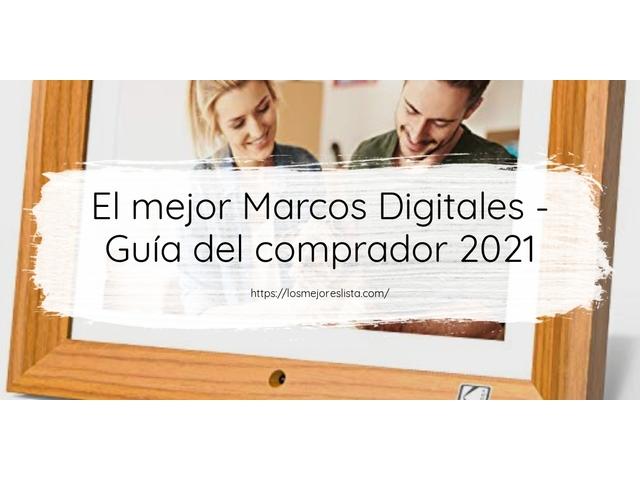 Mejor Marcos Digitales – Guía De Compra, Opiniones Y Comparativa