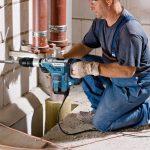 Martillo perforador -Bosch Professional GBH 5-40 DCE