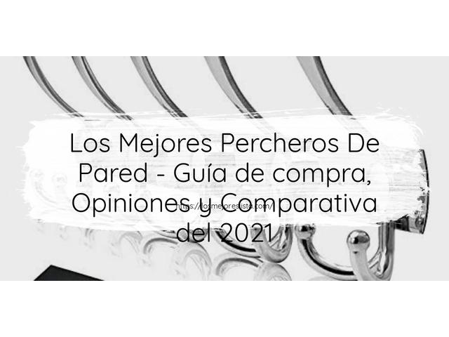 Mejor Percheros De Pared – Guía De Compra, Opiniones Y Comparativa