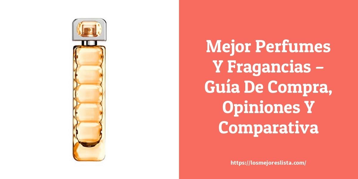 Mejor Perfumes Y Fragancias – Guía De Compra, Opiniones Y Comparativa
