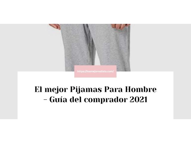Mejor Pijamas Para Hombre – Guía De Compra, Opiniones Y Comparativa