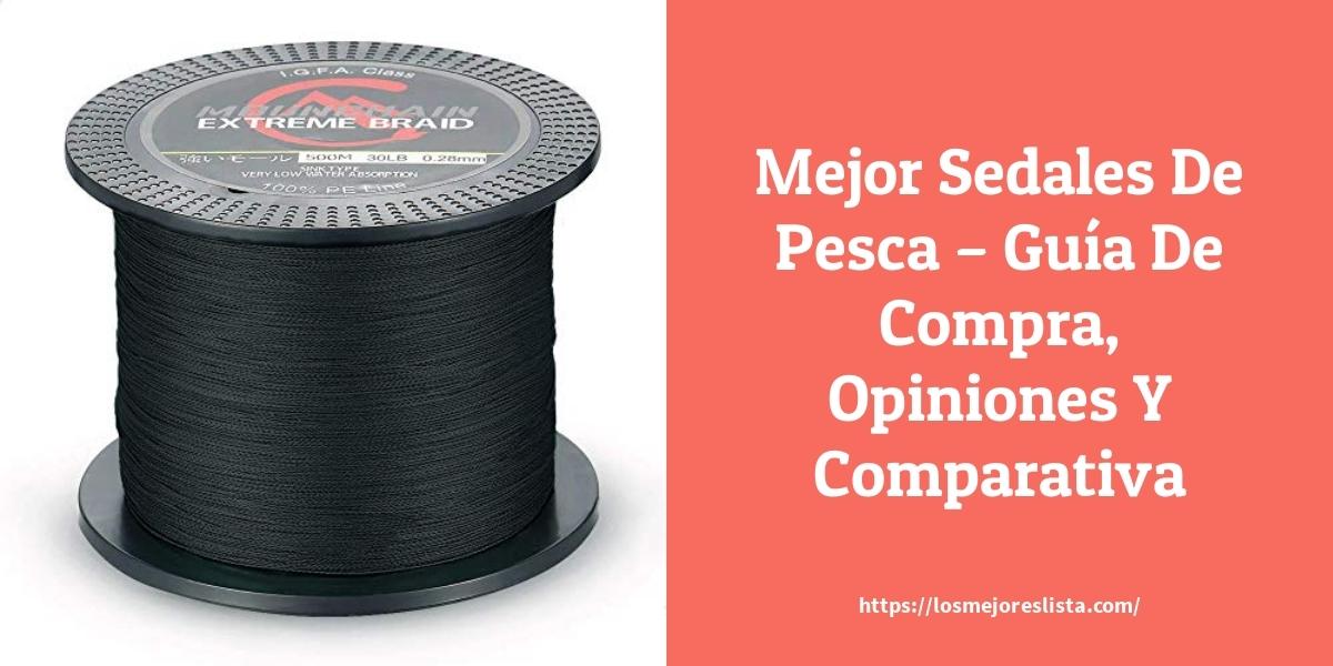 Mejor Sedales De Pesca – Guía De Compra, Opiniones Y Comparativa
