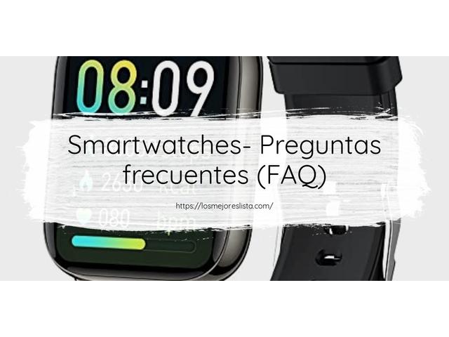 Mejor Smartwatches – Guía De Compra, Opiniones Y Comparativa