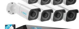 Sistema de Cámara de Seguridad-Reolink 4K 16CH PoE