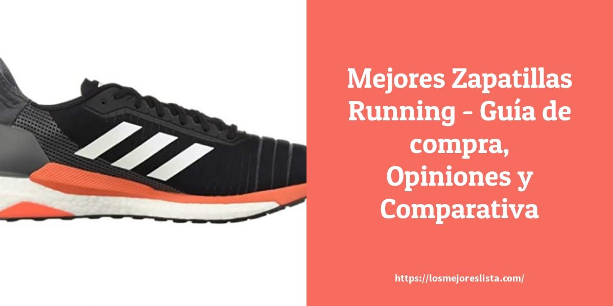 Mejores Zapatillas Running Guía de compra Opiniones y Comparativa