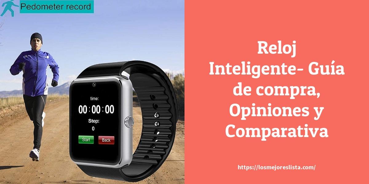 Los Mejores Smartwatches- Guía de compra, Opiniones y Comparativa
