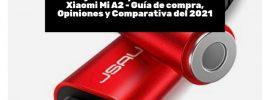 Los Mejores Adaptador Auriculares Xiaomi Mi A2 Guía de compra Opiniones y Comparativa del 2021
